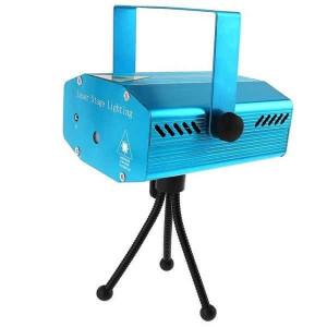 Laser cu joc de lumini si imagini de Craciun