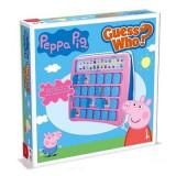 Joc Peppa Pig Guess Who Classic Guessing Game, Hasbro