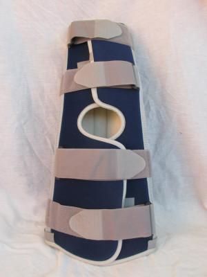 Orteza de genunchi fixa CELLACARE GENUCAST , marime M-lungime 48 cm foto
