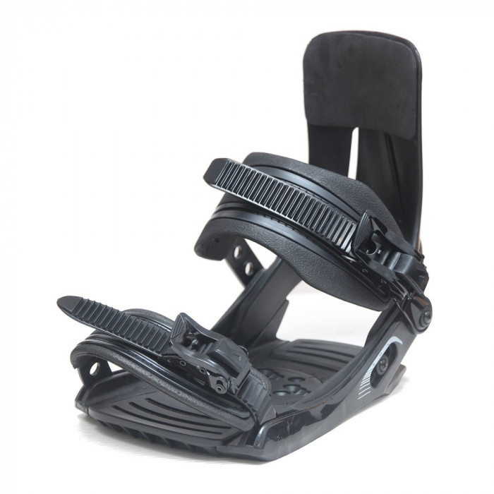 Legaturi Snowboard Rage MP180 3D (disc Normal si Burton) Black S/M/L