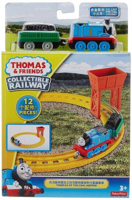 Jucarii Fisher Price Thomas And Friends Collectible Railway Thomas foto