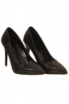 PDS50-1 Pantofi stiletto cu varf ascutit foto