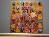 20 Golden Greats – Various Artists (1976/ Polydor/RFG) - Vinil/Vinyl/Impecabil
