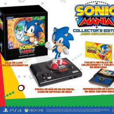 Sonic Mania Collector S Edition Ps4