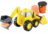 Jucarie Bob The Builder Mash & Mold Scoop Vehicle, Mattel