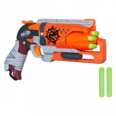 Pistol de jucarie Hammershot Nerf Zombie Strike