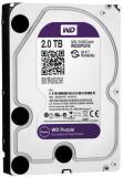 Hard disk Western Digital Purple 2TB Intellipower WD20PURX, 64MB, SATA3