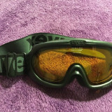 Ochelari ski Uvex Double Lens Supravision Super Anti-Fog Speed 500; impecabili