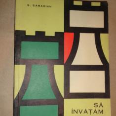Sa invatam metodic sahul 242pag/an 1964- Samarian