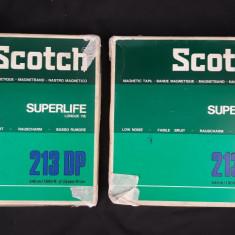 Banda MAGNETOFON Scotch 2 BUCATI .