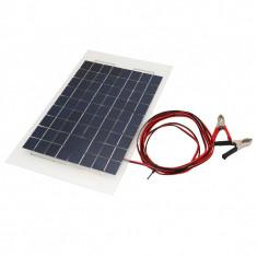 PANOU SOLAR FOTOVOLTAIC flexibil 18V 10w