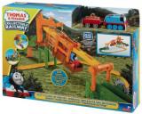 Jucarii Thomas And Friends Craw Misty Island Zipline Multi Color, Mattel