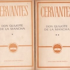 Cervantes - Don Quijote de la Mancha ( 2 vol. )