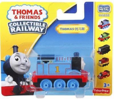 Jucarie Thomas And Friends Collectible Railway Die Cast Thomas Engine foto