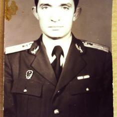 Fotografie  procuror   militar  RSR