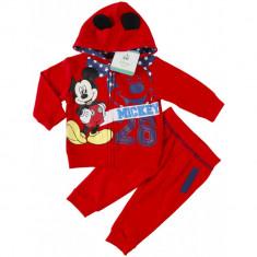 Trening bebe Mickey