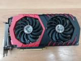 Placa video MSI GeForce GTX 1060 GAMING 6GB GDDR5 192-bit., PCI Express, 6 GB, nVidia