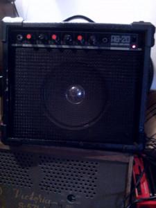 Amplificator-Statie Aria AG-20
