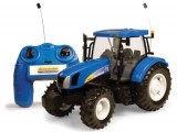 Tractor De Jucarie Radio Controlled New Holland T6070