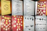 Catalog mare Teutoburger Auktion 17 monede-obiecte antice. Casa licitatii Germ..