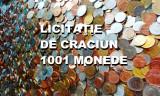 LICITATIE SARBATORILOR DE CRACIUN: 1001  MONEDE STRAINE+ ROMANESTI = DE LA 1 LEU, Europa