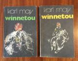 Karl May - Winnetou (2 volume - 1992 - Ca noi!!!)