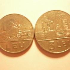 2 Monede 5 lei 1942 si 20 lei 1942 , zinc ,cal. f.buna