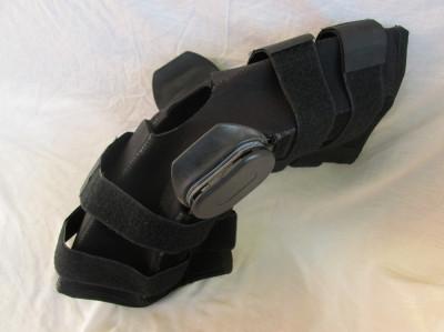 Orteza de genunchi mobila , marime M foto