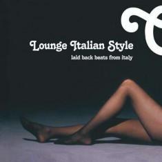 V/A - Lounge Italian Style-13tr ( 1 CD )