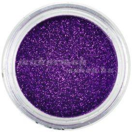 Sclipici mărunt - violet foto