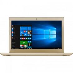 """Laptop Lenovo IdeaPad 520S-14IKB, Intel HD Graphics 620, RAM 4GB, HDD 1TB, Intel Core i3-7100U, 14"""", Windows 10, Champagne Gold"""