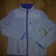 Bluză damă polar fleece groasă tip geaca Old Navy mărimea XS/S