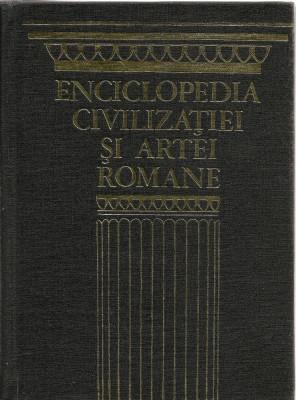 JEAN-CLAUDE FREDOUILLE - ENCICLOPEDIA CIVILIZATIEI SI ARTEI ROMANE foto