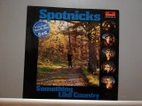 Spotnicks – Something Like a Country (1972/Polydor/RFG) - Vinil/Impecabil/