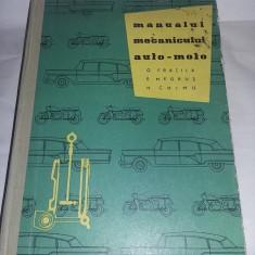 Manualul mecanicului motocicleta-Manual pt.scolile profesionale,Gheorghe Fratila