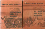 MIHAIL SADOVEANU - POVESTIRI / ROMANE - 2 vol.