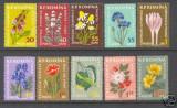 1959 Romania,LP 485-Plante medicinale-MH, Flora, Nestampilat