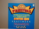Super Group Festival – Various Artists (1976/Philips/RFG) - Vinil/Impecabil (NM)