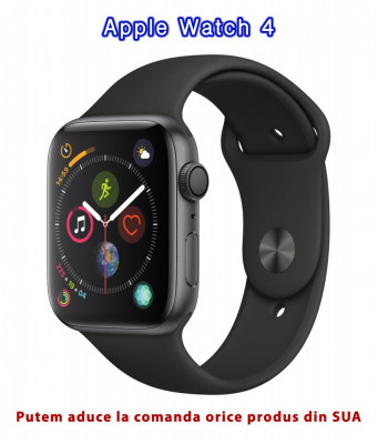 Apple Watch Series 4 GPS, 44mm   Garantie   Orice la comanda din SUA foto