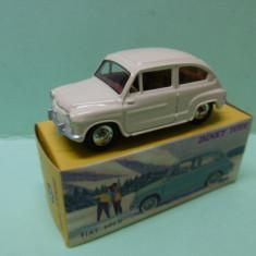 Macheta FIAT 600 D - Dinky Toys