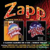 Zapp - New Zapp Iv U/.. -Deluxe- ( 2 CD )
