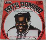 vinyl/vinil Fats Domino – Ses 20 Plus Grands Succès ,France 1977,impecabil