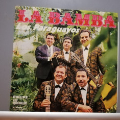 Los Paraguayos – La Bamba (1973/Philips/RFG) - Vinil/Impecabil (NM)