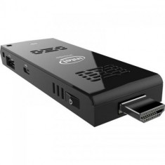 Mini PC Intel Compute Stick STK2M3W64CC, Intel HD Graphics 515, RAM 4GB, eMMC 64GB, Intel Core m3-6Y30, Windows 10