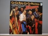 Los Paraguayos – Cu-Cu-Rru-Cu-Cu-Paloma – 2LP Set (1976/Philips/RFG)- Vinil/NM