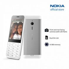 Telefon Refurbished Nokia 230 Dual Sim White P224