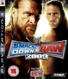 WWE Smackdown vs Raw 2009 PS3