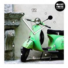 Ceas de Perete Tablou I2500279 Design Flori