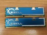 Kit Memorie Ram Gaming G.Skill 4 GB (2X2) DDR2 800Mhz Desktop., DDR 2, Dual channel, G.Skill