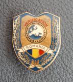 Insigna militara Romania - Cooperare internationala